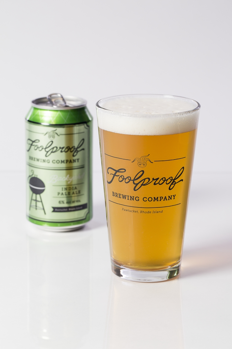 Brew news foolproof newport storm revival repeal day for Rhode island craft beer