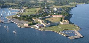 Fort Adams [beer not pictured]
